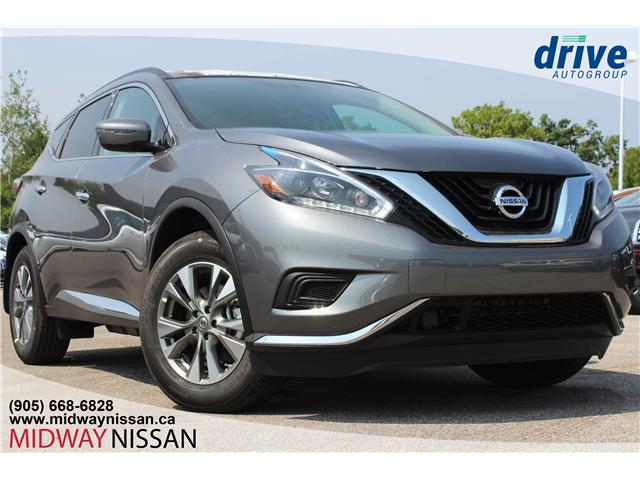 2018 Nissan Murano S (Stk: JN151295) in Whitby - Image 1 of 29