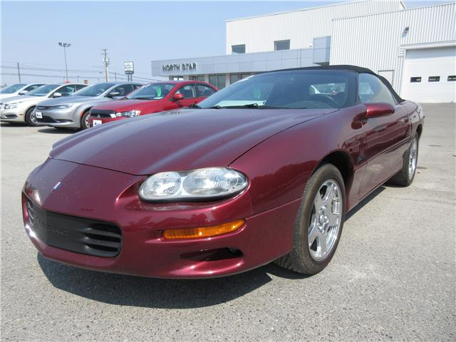 2002 Chevrolet Camaro Z28 (Stk: 1N47282A) in Cranbrook - Image 1 of 19