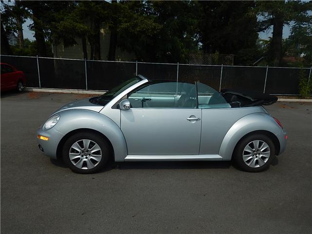 2008 Volkswagen New Beetle 2.5L Trendline (Stk: JT061275A) in Surrey - Image 4 of 21