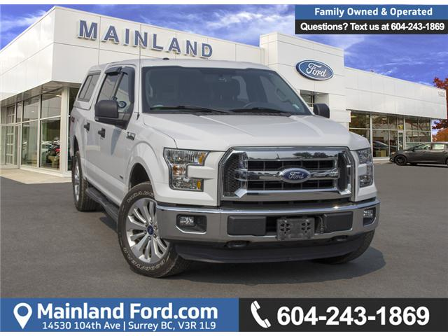 2015 Ford F-150 XLT (Stk: 8F16360A) in Surrey - Image 1 of 24