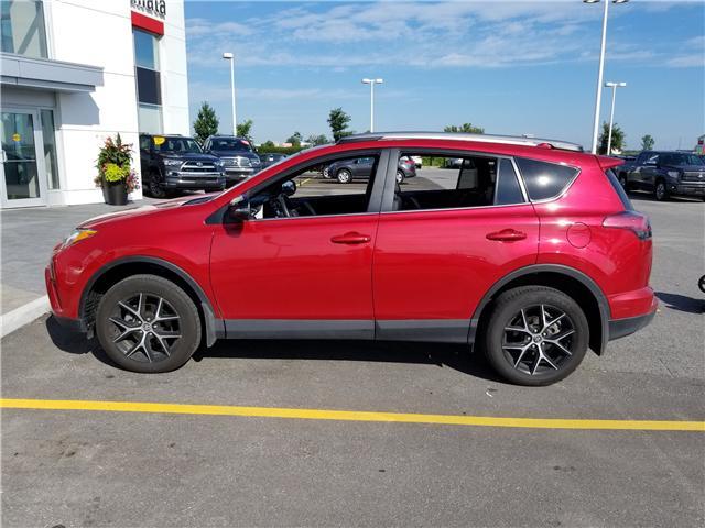 2017 Toyota RAV4 XLE (Stk: 088E1263) in Ottawa - Image 2 of 21