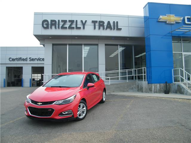 2018 Chevrolet Cruze LT Auto (Stk: 55325) in Barrhead - Image 2 of 17