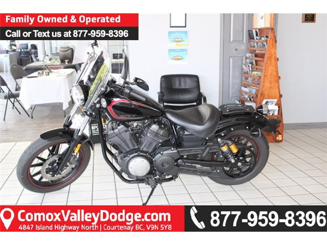 2015 Yamaha Bolt  (Stk: A001562) in Courtenay - Image 1 of 11