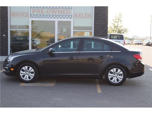 2015 Chevrolet Cruze 1LT (Stk: P302) in Brandon - Image 2 of 8