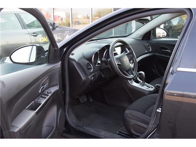 2015 Chevrolet Cruze 1LT (Stk: P302) in Brandon - Image 8 of 9