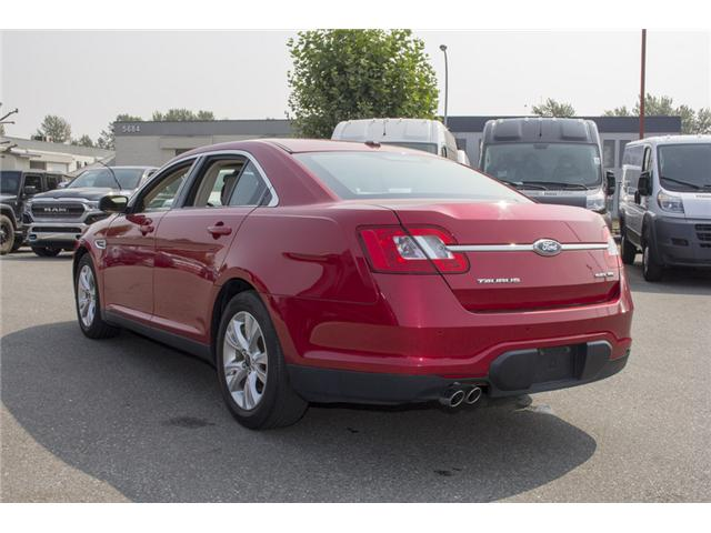 2011 Ford Taurus SEL (Stk: EE895930) in Surrey - Image 5 of 22
