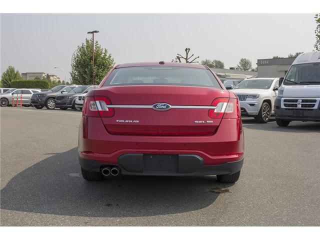 2011 Ford Taurus SEL (Stk: EE895930) in Surrey - Image 6 of 22