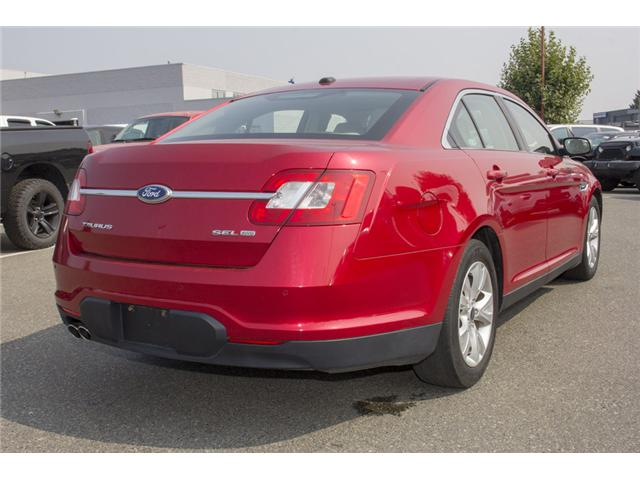 2011 Ford Taurus SEL (Stk: EE895930) in Surrey - Image 7 of 22