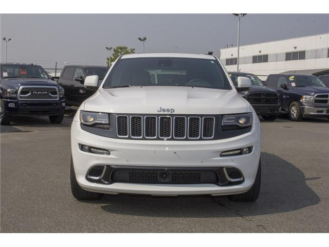 2015 Jeep Grand Cherokee SRT (Stk: J482155A) in Surrey - Image 2 of 29
