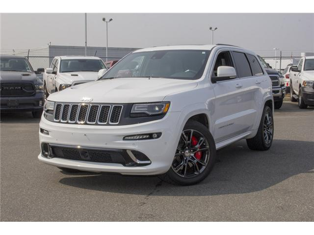 2015 Jeep Grand Cherokee SRT (Stk: J482155A) in Surrey - Image 3 of 29