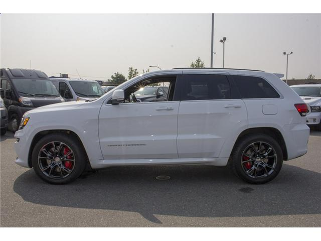 2015 Jeep Grand Cherokee SRT (Stk: J482155A) in Surrey - Image 4 of 29
