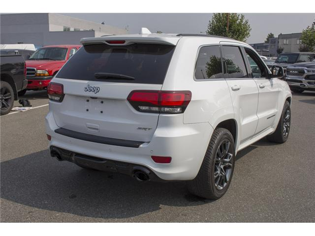 2015 Jeep Grand Cherokee SRT (Stk: J482155A) in Surrey - Image 7 of 29