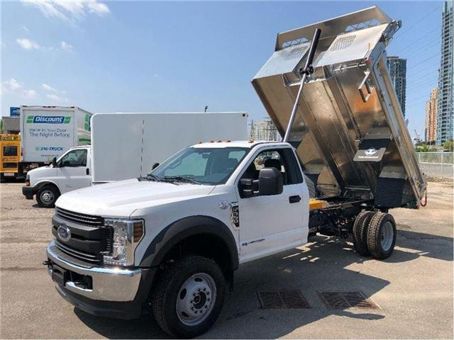 2018 Ford F-550 New 2018 F550 Dump Lease Special (Stk: DTG18359) in Toronto - Image 2 of 11