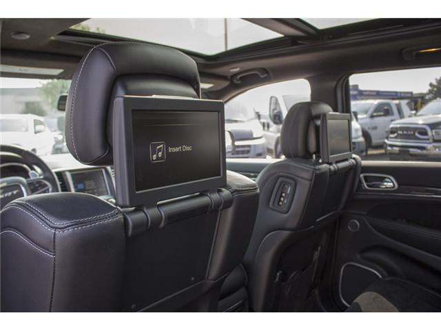 2015 Jeep Grand Cherokee SRT (Stk: J482155A) in Surrey - Image 15 of 29