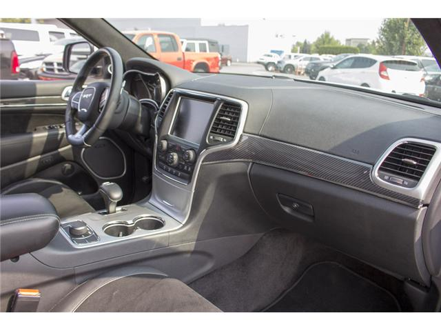 2015 Jeep Grand Cherokee SRT (Stk: J482155A) in Surrey - Image 17 of 29