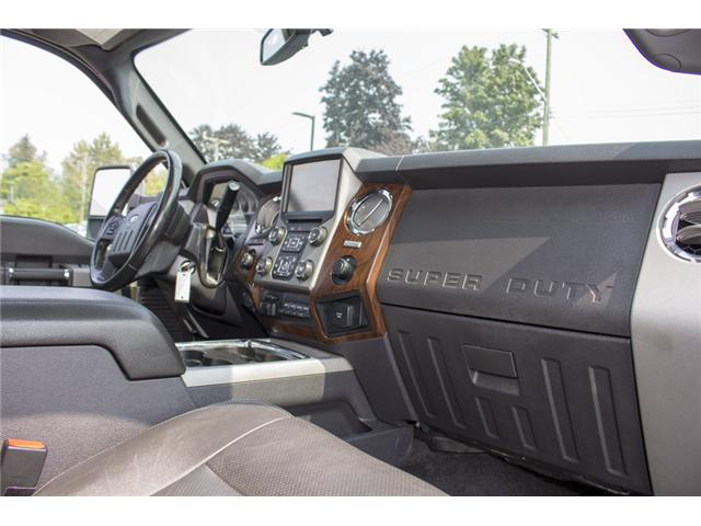2015 Ford F-350 Lariat (Stk: P92760A) in Surrey - Image 18 of 28
