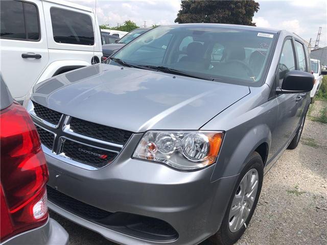 2018 Dodge Grand Caravan CVP/SXT (Stk: JR347645) in Mississauga - Image 1 of 5