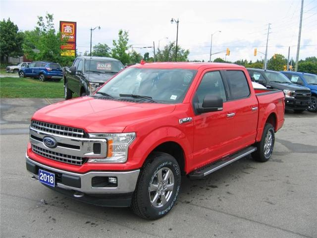 2018 Ford F-150 XLT (Stk: 18494) in Perth - Image 1 of 12