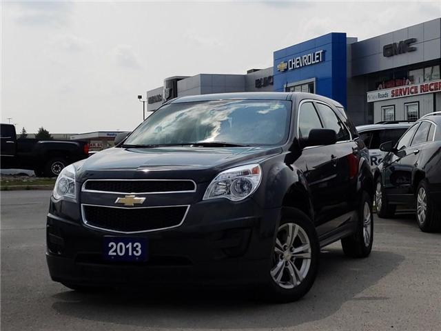 2013 Chevrolet Equinox LS (Stk: 6108420A) in Newmarket - Image 1 of 25