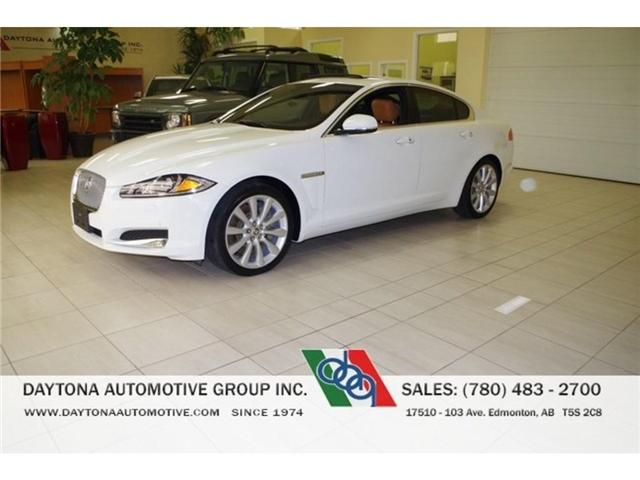 2013 Jaguar XF PORTFOLIO LOADED ONLY 62,000KMS! (Stk: 6913) in Edmonton - Image 1 of 15