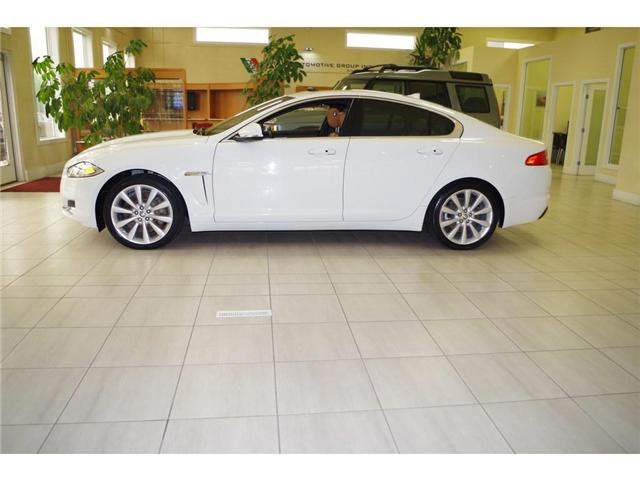 2013 Jaguar XF PORTFOLIO LOADED ONLY 62,000KMS! (Stk: 6913) in Edmonton - Image 2 of 15