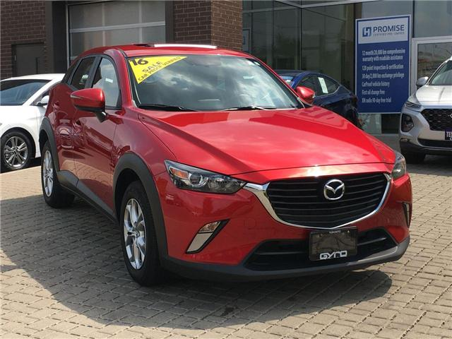 2016 Mazda CX-3 GS (Stk: 27648A) in East York - Image 1 of 29
