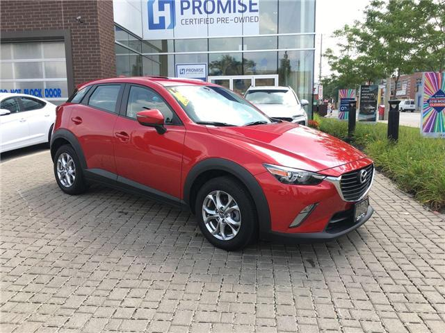 2016 Mazda CX-3 GS (Stk: 27648A) in East York - Image 2 of 29