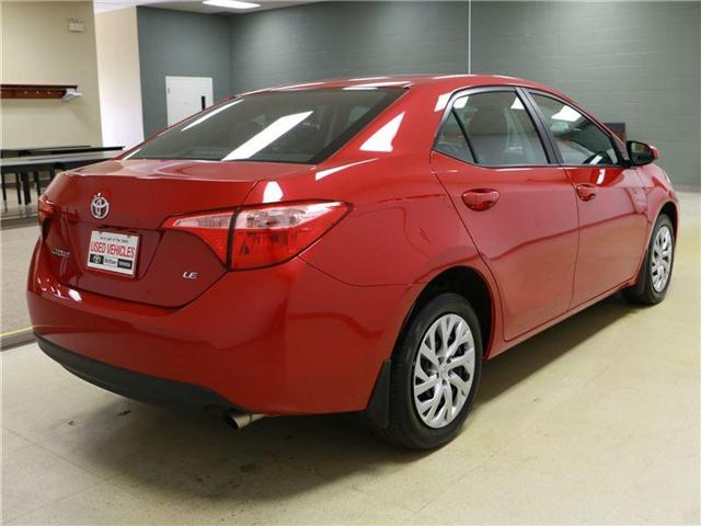 2017 Toyota Corolla LE (Stk: 185895) in Kitchener - Image 9 of 21