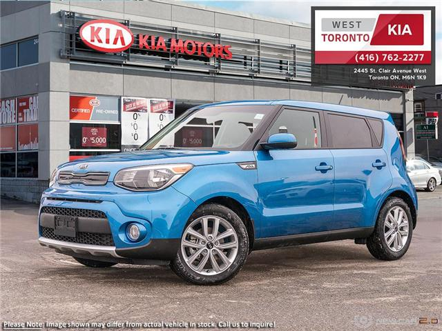 2019 Kia Soul EX (Stk: 19116) in Toronto - Image 1 of 23