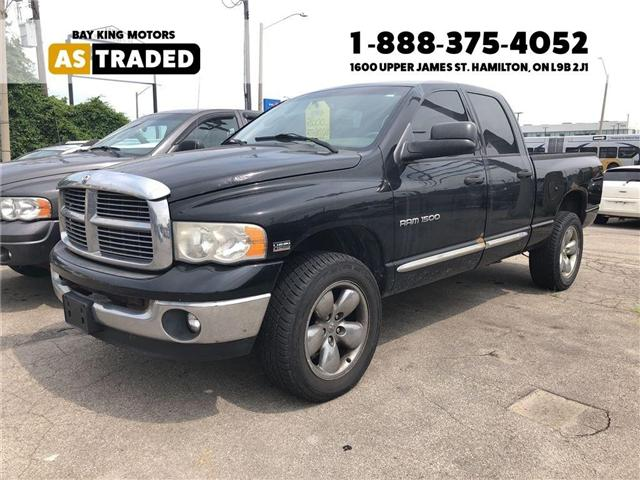 2004 Dodge Ram 1500 ST (Stk: 18-7047A) in Hamilton - Image 1 of 9