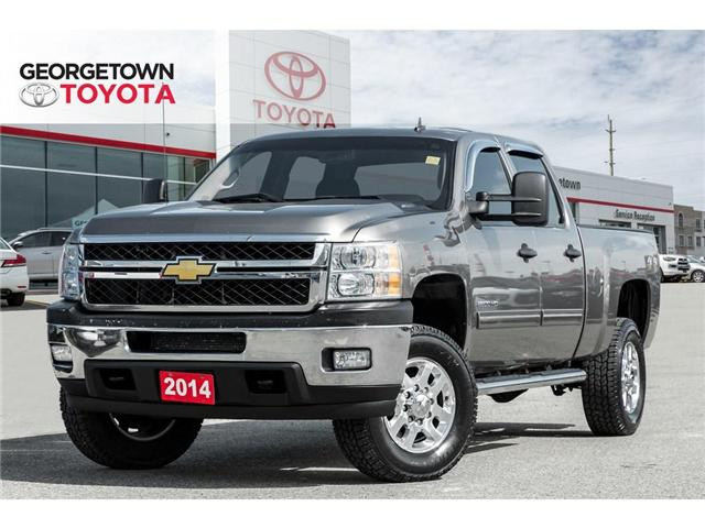 2014 Chevrolet Silverado 2500HD LT (Stk: 14-17819) in Georgetown - Image 1 of 20