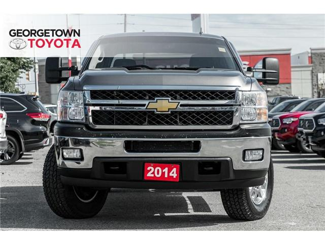2014 Chevrolet Silverado 2500HD LT (Stk: 14-17819) in Georgetown - Image 2 of 20