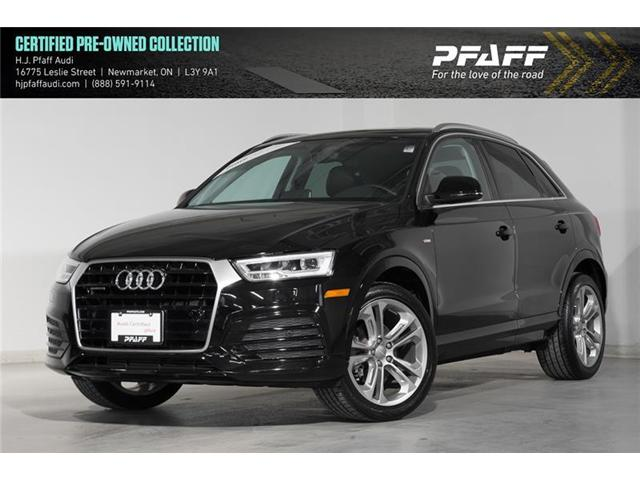 2017 Audi Q3 2.0T Technik (Stk: 52939) in Newmarket - Image 1 of 19