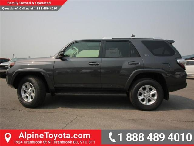 2018 Toyota 4Runner SR5 (Stk: 5587043) in Cranbrook - Image 2 of 15