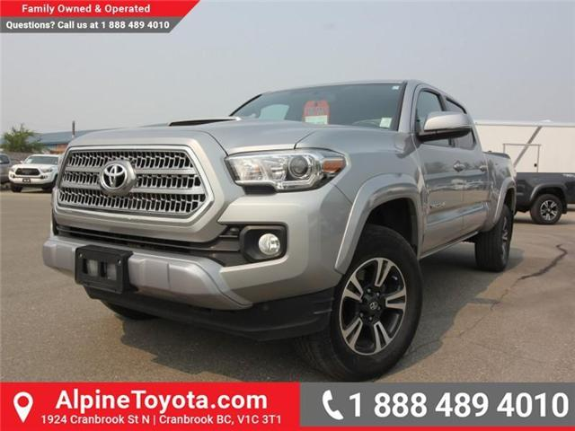 2016 Toyota Tacoma TRD Sport (Stk: X005033M) in Cranbrook - Image 1 of 15