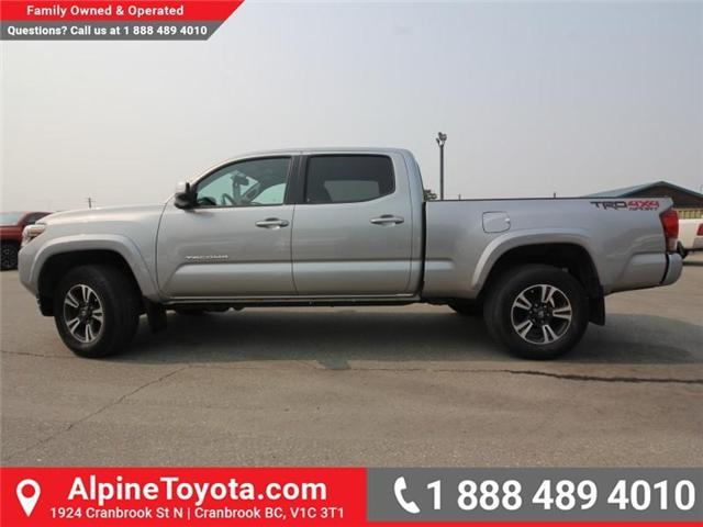 2016 Toyota Tacoma TRD Sport (Stk: X005033M) in Cranbrook - Image 2 of 15