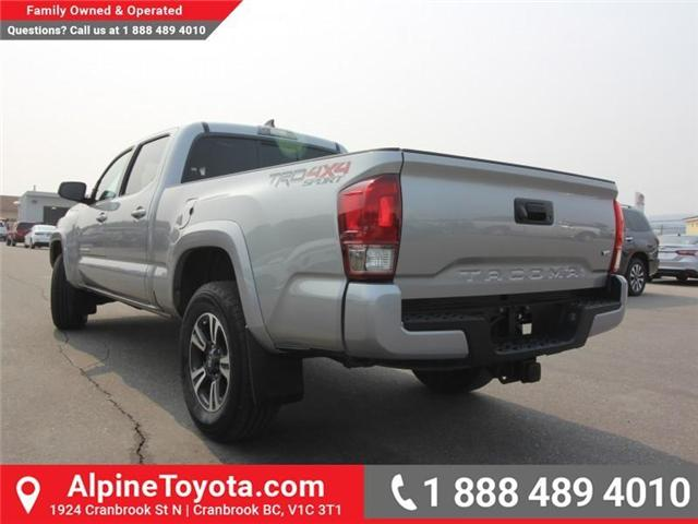 2016 Toyota Tacoma TRD Sport (Stk: X005033M) in Cranbrook - Image 3 of 15
