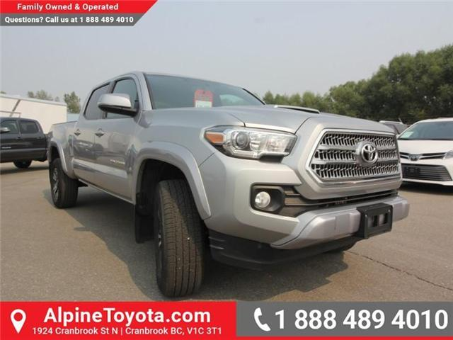 2016 Toyota Tacoma TRD Sport (Stk: X005033M) in Cranbrook - Image 5 of 15