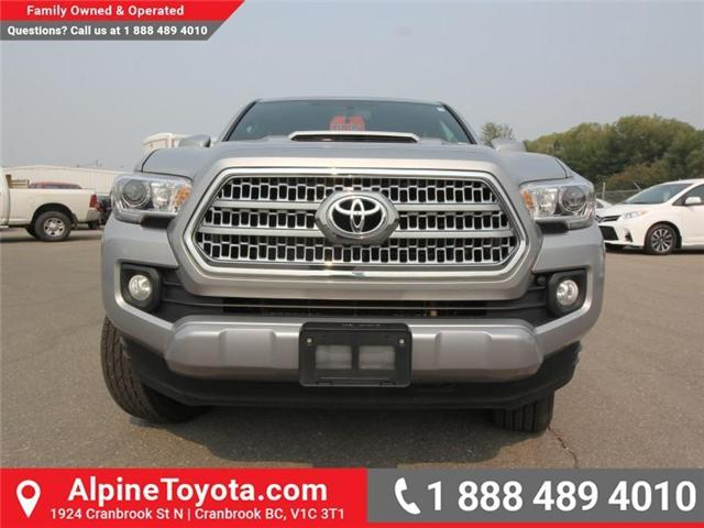 2016 Toyota Tacoma TRD Sport (Stk: X005033M) in Cranbrook - Image 6 of 15