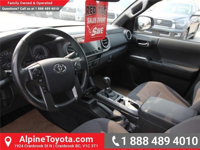 2016 Toyota Tacoma TRD Sport (Stk: X005033M) in Cranbrook - Image 7 of 15