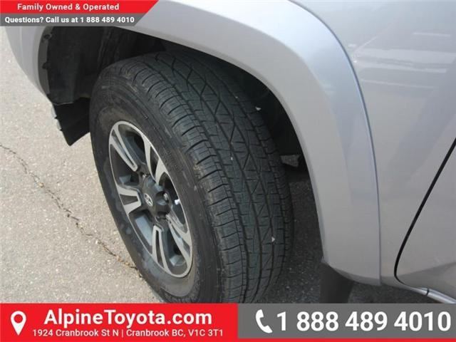 2016 Toyota Tacoma TRD Sport (Stk: X005033M) in Cranbrook - Image 15 of 15