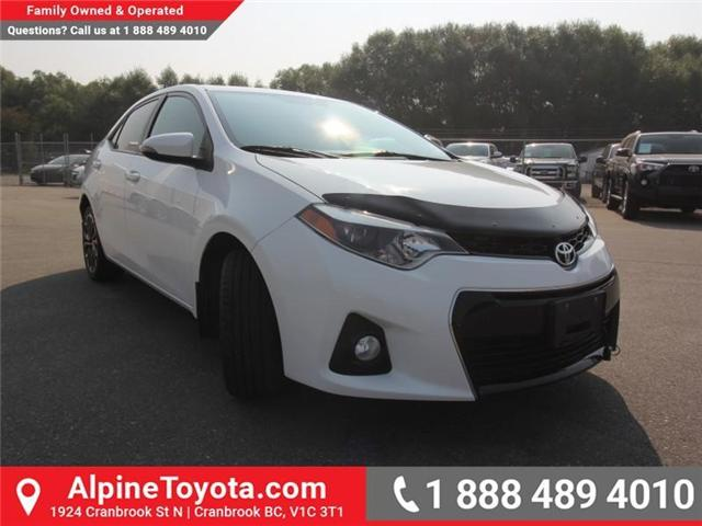 2014 Toyota Corolla S (Stk: C031987M) in Cranbrook - Image 6 of 16