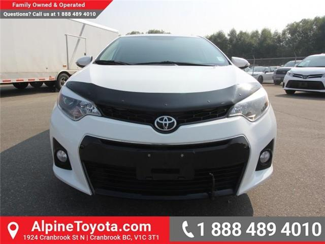 2014 Toyota Corolla S (Stk: C031987M) in Cranbrook - Image 7 of 16