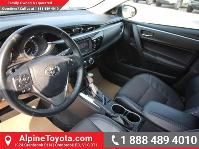 2014 Toyota Corolla S (Stk: C031987M) in Cranbrook - Image 8 of 16