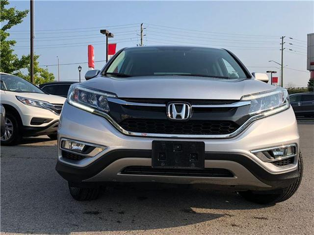 2016 Honda CR-V SE (Stk: 181297P) in Richmond Hill - Image 2 of 18