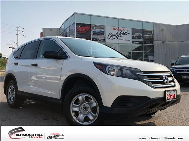 2014 Honda CR-V LX (Stk: 2022P) in Richmond Hill - Image 1 of 19