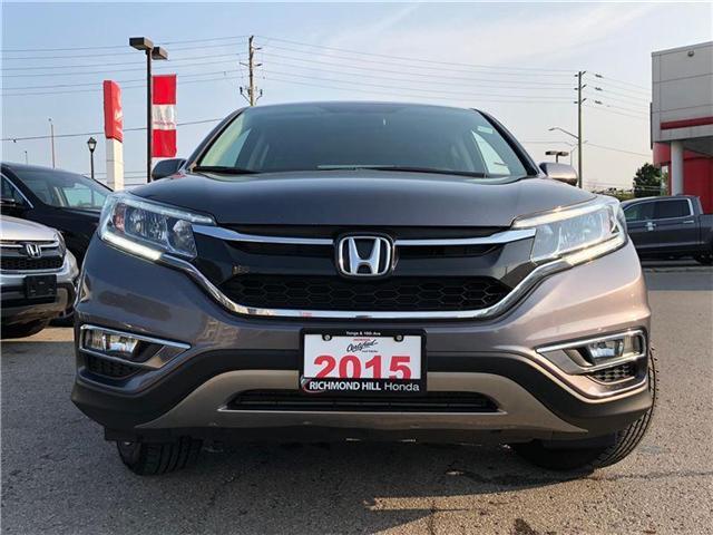 2015 Honda CR-V Touring (Stk: 181294P) in Richmond Hill - Image 2 of 22
