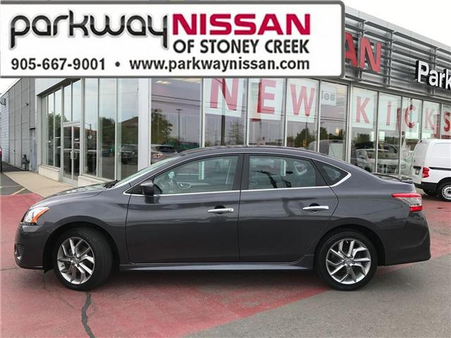 2014 Nissan Sentra 1.8 (Stk: N1311) in Hamilton - Image 2 of 19