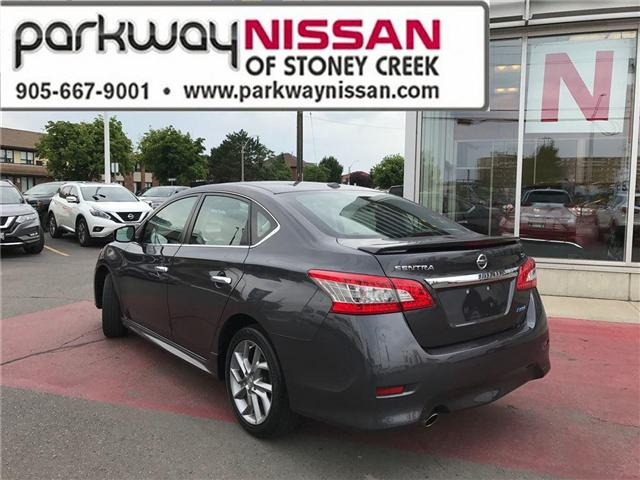 2014 Nissan Sentra 1.8 (Stk: N1311) in Hamilton - Image 3 of 19