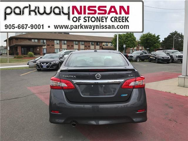 2014 Nissan Sentra 1.8 (Stk: N1311) in Hamilton - Image 4 of 19